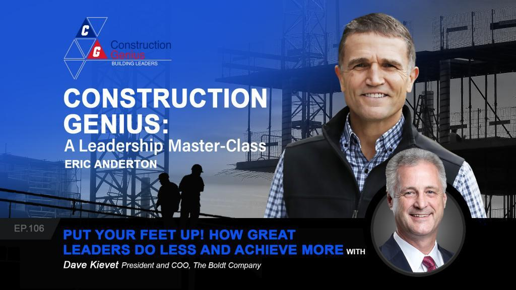 Construction Genius - Great Leaders