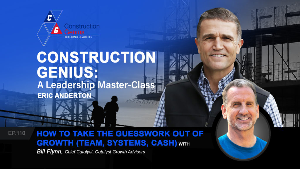 Construction Genius - How to Take the Guesswork Out of Growth