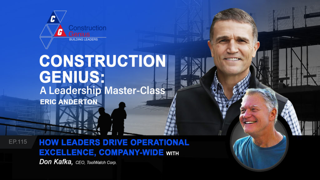 How Leaders Drive Operational Excellence, Company-Wide