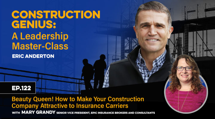 Beauty Queen! How to Make Your Construction Company Attractive to Insurance Carriers